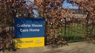 Guthrie House Care Home