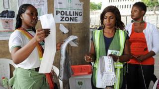 INEC na House of Representative nke Naịjirịa