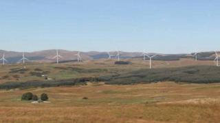 Longburn Wind Farm