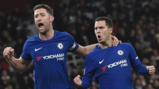 Mshambuliaji wa Chelsea Eden Hazard atashiriki mechi hiyo