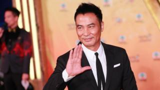 Actor Simon Yam
