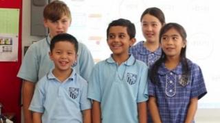 हिंदी स्कूल, ऑस्ट्रेलिया, वेस्ट राइड स्कूल, सिडनी