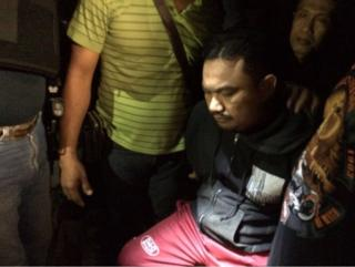 Wakil Ketua DPRD Provinsi Bali Jero Gede Komang Swastika ditangkap