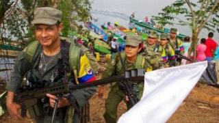 Amakambi FARC yegeranirizwamwo bivugwa ko ataruzura