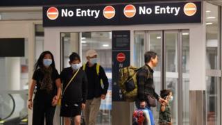 Coronavirus: More than 200 Australians flown home after 14-day quarantine