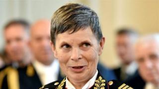 मेजर जनरल एलेंका एर्मेन्क