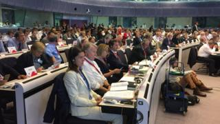 Plenary session of the Committee of the Regions