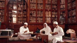 Malamai a Saudiyya