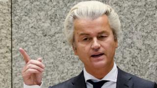 Wilders amesema ana haki ya kuongelea matatizo ya nchi hiyo