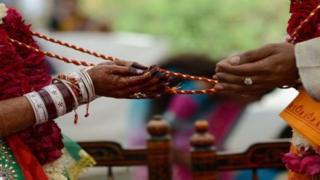 زواج في الهند