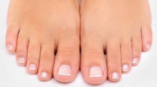 ayak parmağı