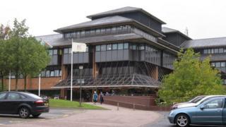 Cardiff County Hall