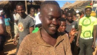 Tafadzwa ni mchimbaji wa madini anajivunia tabia yake ya kuwatumia wanawake atakavyo