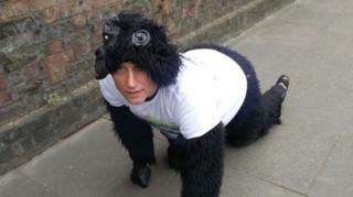 Goril adam