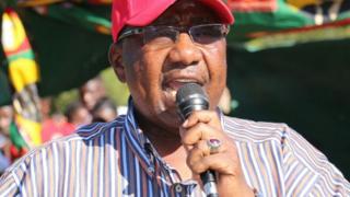 Geoffrey Bwalya Mwamba