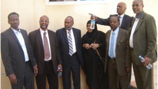 Xubnaha guddiga doorashada Somaliland
