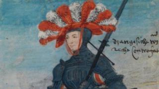 Cambridge University recreates 16th Century feather craze hat