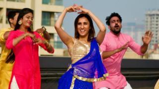 Anita Rani in Bollywood: The World's Biggest Film Industry