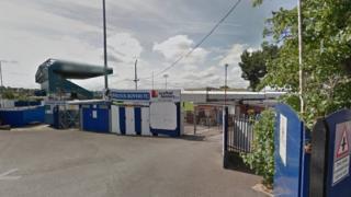 Bristol Rovers' ground