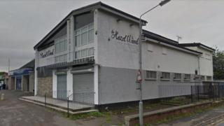 Hazelwood Bar, Nitshill
