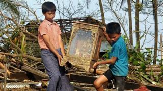 နာဂစ်လို မုန်တိုင်းကြီးတွေ အတွက် မြန်မာနိုင်ငံမှာ အဆင်သင့်ဖြစ်နေပြီလား