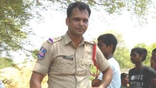 సీఐ సృజన్ రెడ్డి