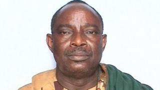 Nigerian senator Foster Ogola