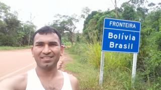 ब्राझिल, बोलिव्हिया, पृथ्वी-प्रदक्षिणा