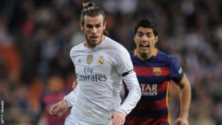 Mshambuliaji wa Real Madrid Gareth Bale
