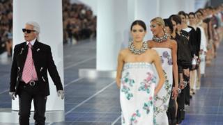 Paris Fashion Week, весна-літо 2013.