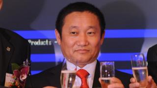 China Zhongwang Holdings founder Liu Zhongtian