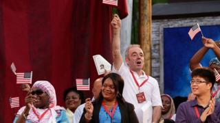 Ceremonia de naturalización