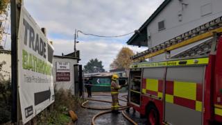 Fire damaged properties
