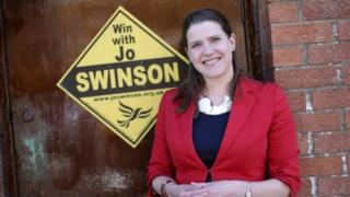 Jo Swinson regained her seat which she lost to SNP in 2015