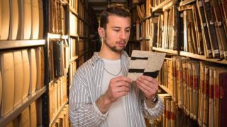 Glasgow University student Petros Aronis