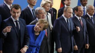 Посредниками на переговорах выступают лидеры ведущих мировых держав