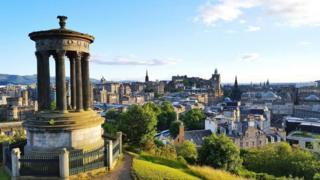 تعرف إدنبره بتأثيرها الثقافي الواسع