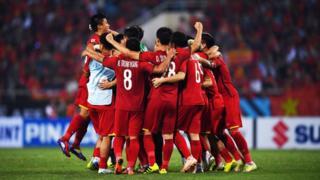 Đây là lần đầu tiên Việt Nam vào vòng chung kết AFF Cup sau 10 năm.