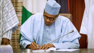 Buhari ebe ọ na-anyeaka na Bọjet 2019