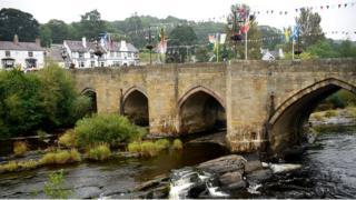 Pont Llangollen