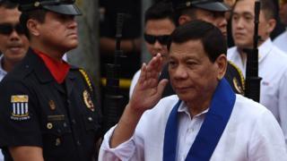 Presiden Duterte