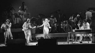 Abba yacuraranze ubwa mbere kuri Odeon ya Birmingham mu 1977