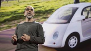 Astro Teller, head of Google's X
