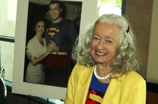 Noel Neill appearing at the First Official TV Land Convention in California, 2003