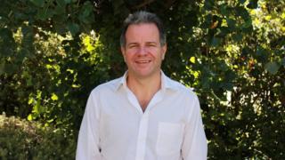 Australian politician Dennis Jensen