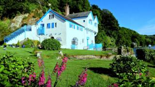 Daphne du Maurier's Cornish holiday home