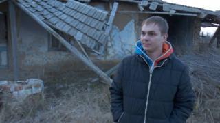Ukrainian orphans