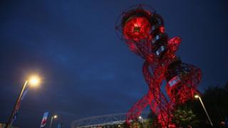 The Orbit tower