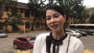 Bà Bùi Kim Thùy