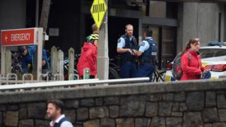 Christchurch'teki cami saldırısı